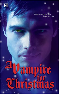 A Vampire For Christmas Blog Tour - October 19, 2011
