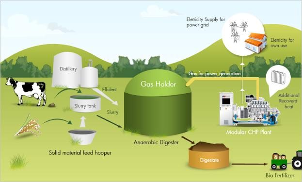 Biogas Sebagai Solusi Alternatif Permasalahan Energi Beserta Keunggulannya