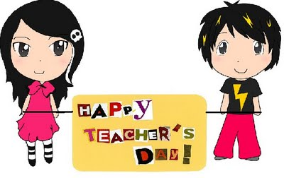 teachers day celebration in india