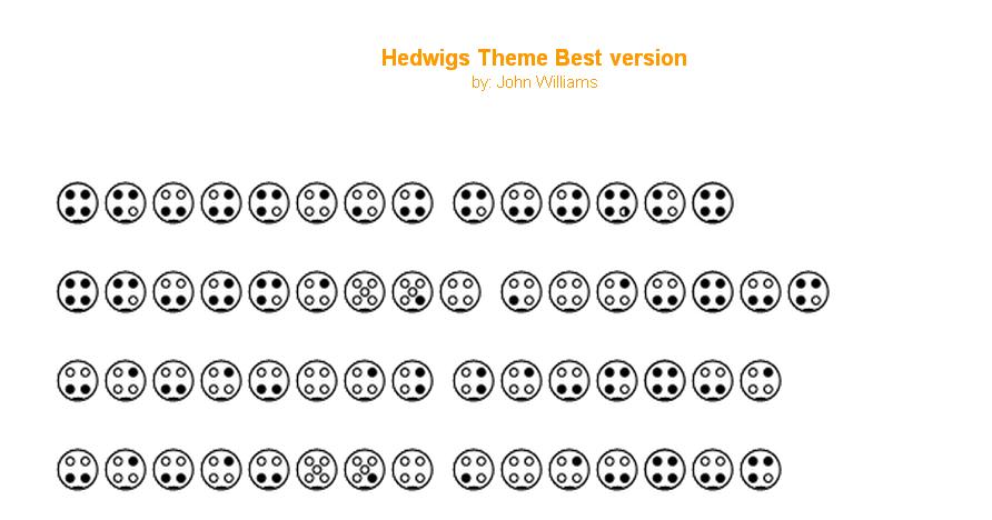 The Ocarina Sound: Hedwig's Theme(Harry potter Theme)