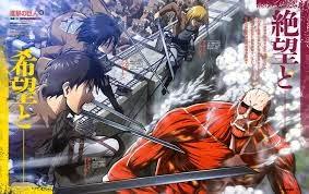 Shingeki No Kyojin Attachk On Titan