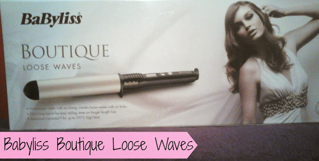 Babyliss Boutique Loose Waves