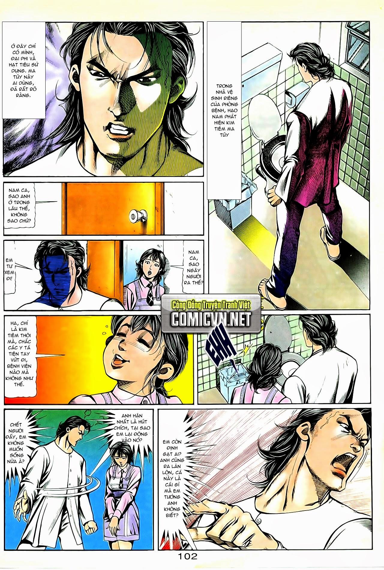 Người Trong Giang Hồ chapter 80: macau nổi sóng gió trang 6