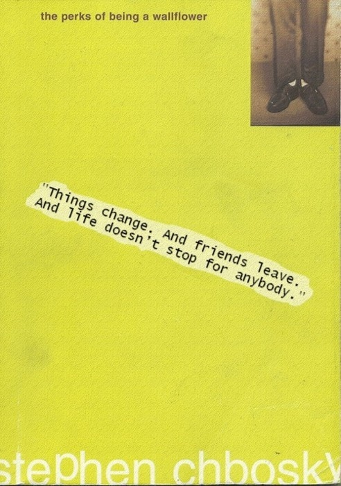 Books The Like Perks Of Being A Wallflower