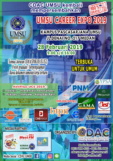 Job Fair Medan 2019