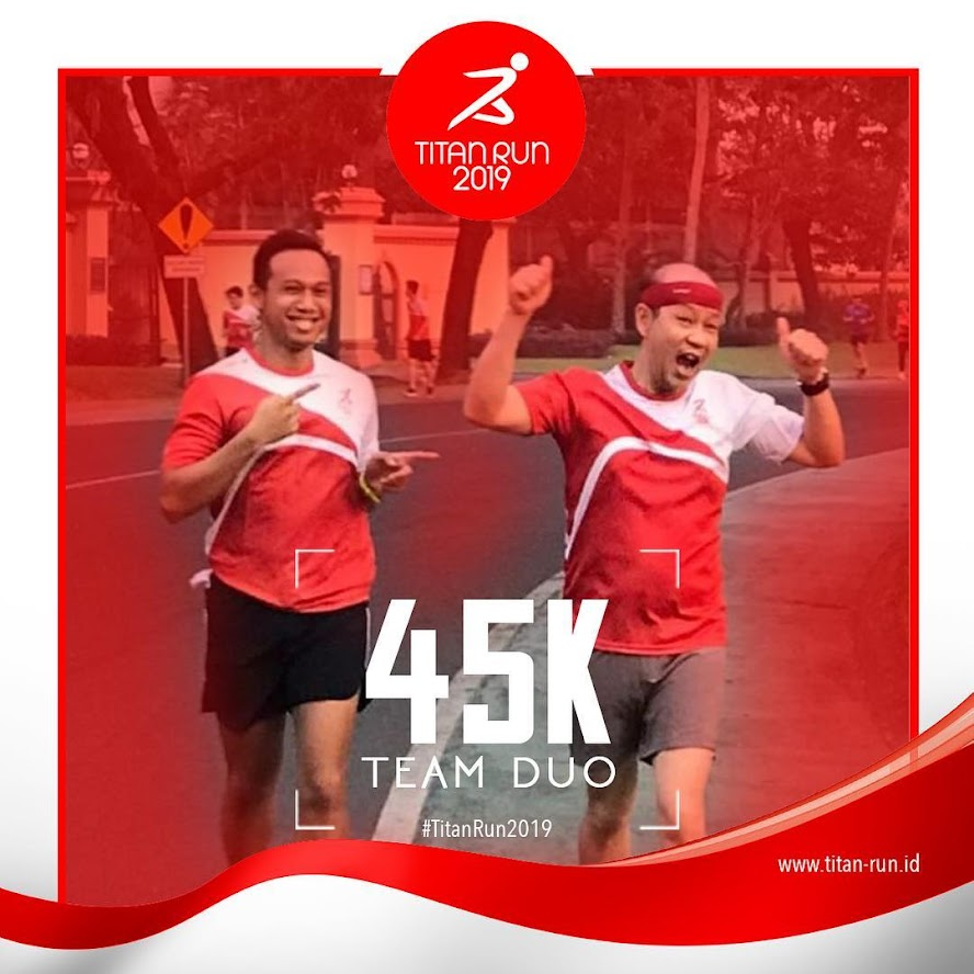 45K Titan Run 2019