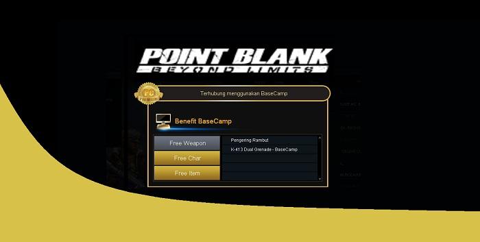 Cara Pasang BaseCamp Point Blank Zepetto di Rumah