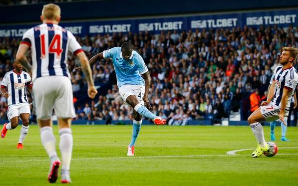Prediksi Hasil Manchester City vs West Brom 9 April 2016