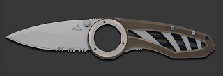 Gerber Knife - Remix Serrated