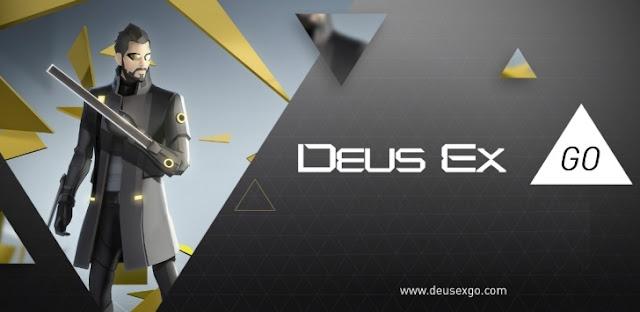 Deus Ex GO v1.1.73933 Apk Download Full Version