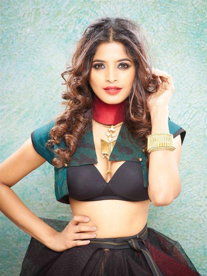 Actress Sanchita Shetty Hot Photo Shoot