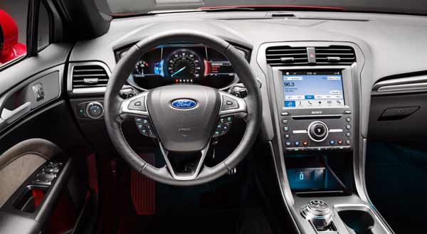2017 Ford Fusion Sport is a 325-horsepower