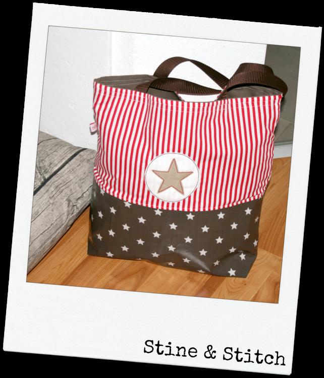 stine stitch geschenk f r eine liebe freundin. Black Bedroom Furniture Sets. Home Design Ideas