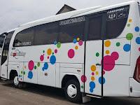 Daftar Harga Sewa Bus Pariwisata Bandung Murah Terbaru 2018