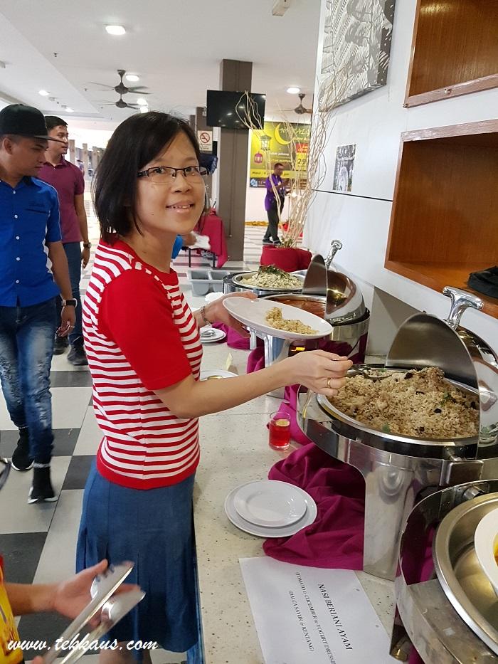Cheapest Ramadan Buffet in Melaka Hotel Temasek Menu