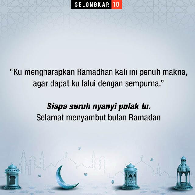 51 Kiriman Ucapan Sms Selamat Berpuasa Di Bulan Ramadan Terbaik