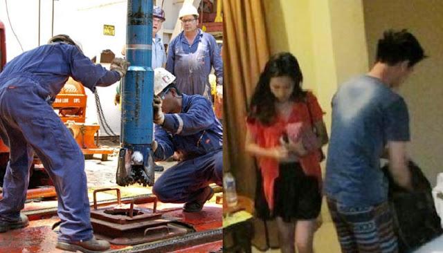 Miris!! Suami Kerja di Pengeboran Minyak, Si Istri Malam-malam Didatangi Oknum Pejabat!!