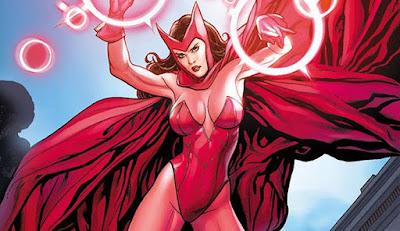 Superhero Wanita Tercantik Terseksi