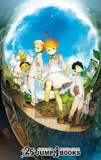 "Manga: Se espera un anuncio importante para ""The Promised Neverland"" de Kaiu Shirai y Posuka Demizu"