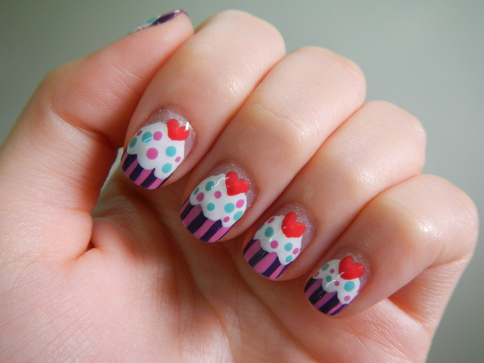 Best Nail Art Design: Cute Nail Design