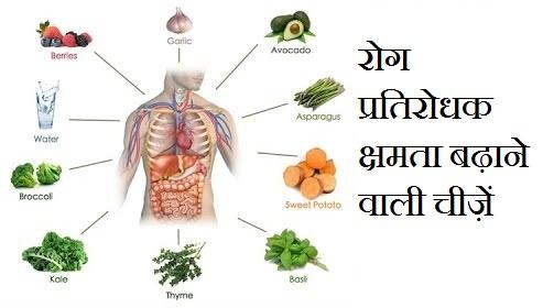 How To Improve Immune System In Hindi | रोग प्रतिरोधक क्षमता बढ़ाने वाली 6 चीज़ें