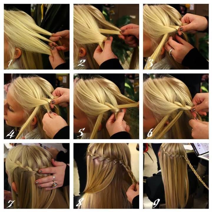 peinados para niñas paso a paso 2015