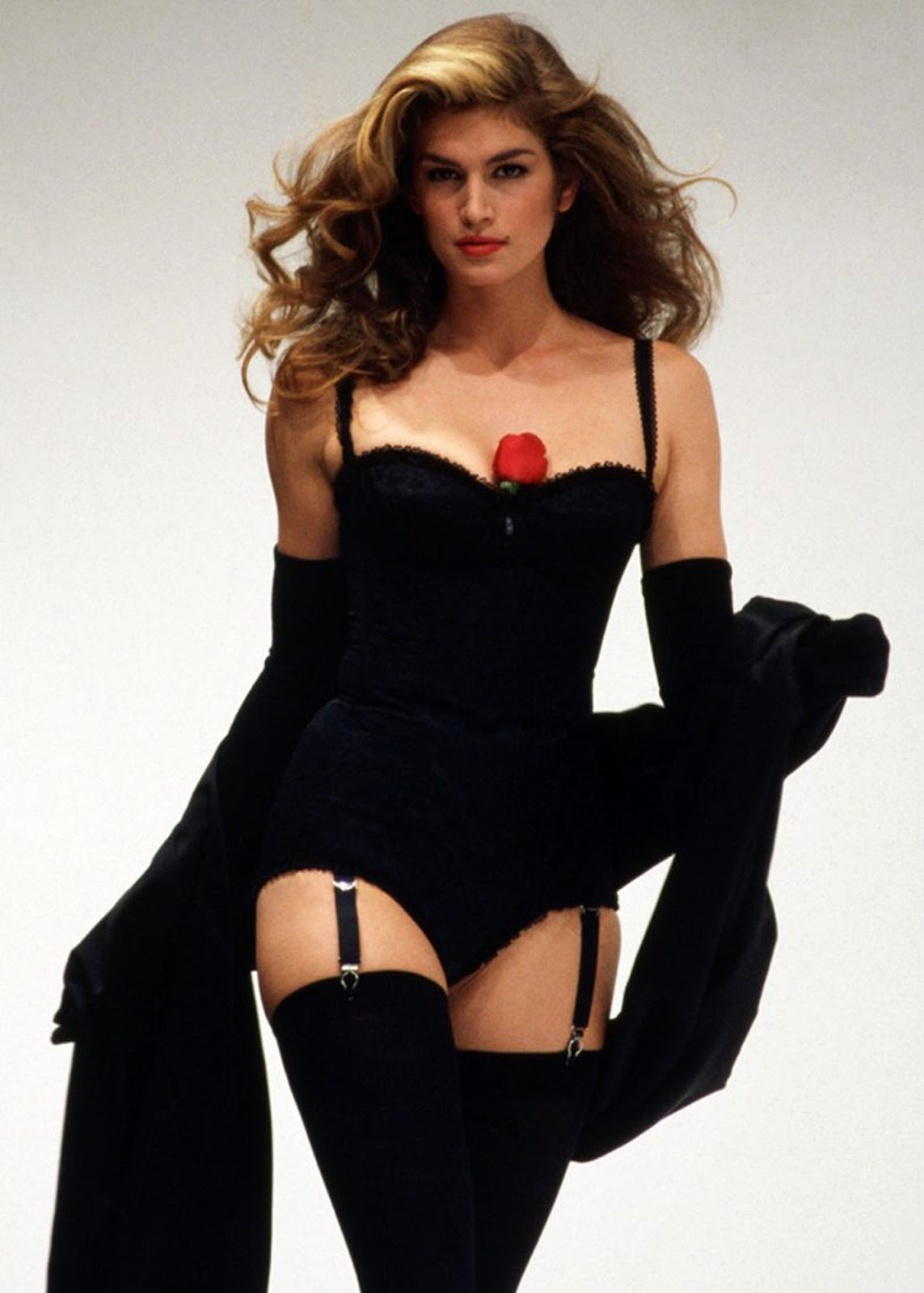 Eniwhere Fashion - Top Models 90's - Cindy Crawford