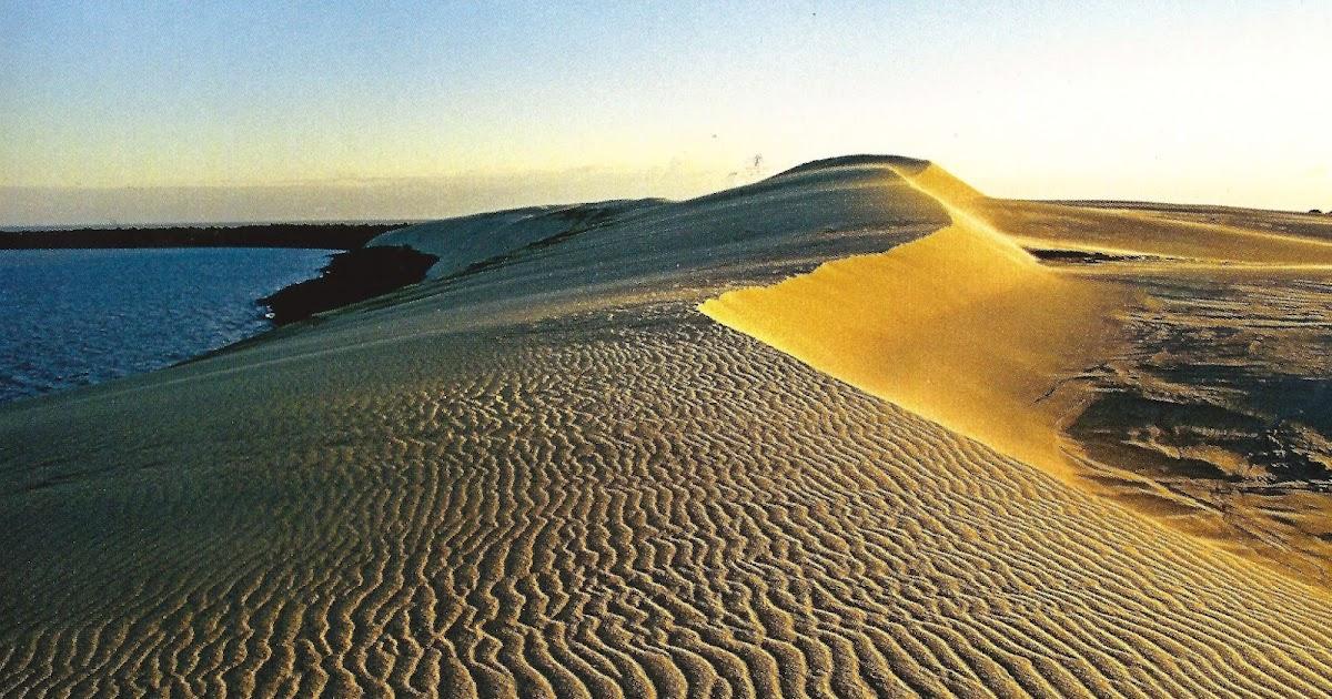 песчаные гряды картинка что