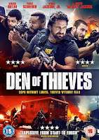 Den of Thieves (2018) UnRated [English-DD5.1] 720p BluRay ESubs Download