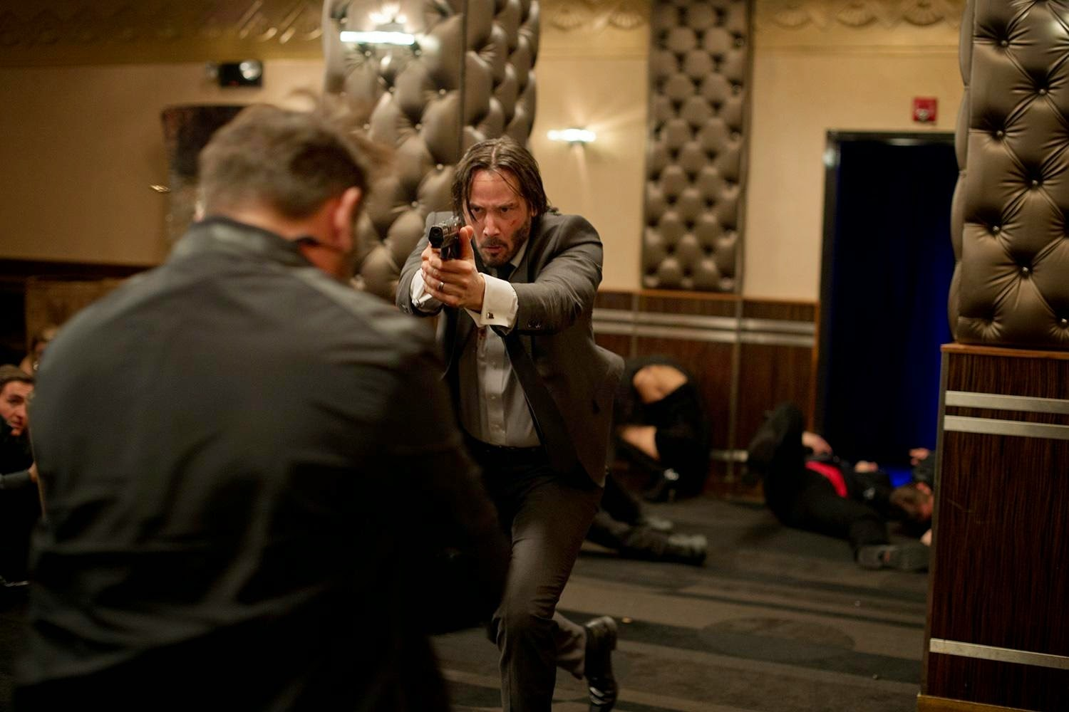 Keanu Reeves John Wick action movie
