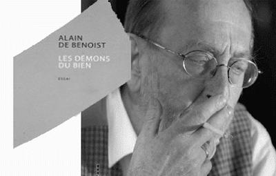 morale, genre, Alain de Benoist