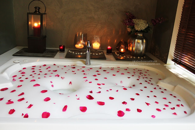 Festival Of Love - Rose & Milk Hydro Therapy, Temple Spa by Tattva