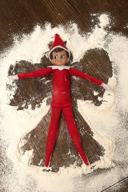 Too Stinkin Cute Elf On The Shelf