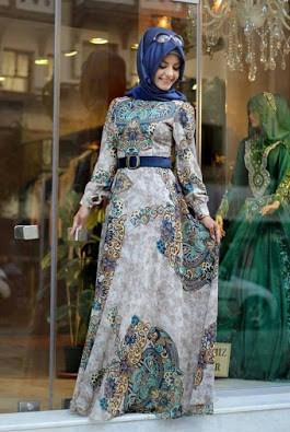 Model Baju Kebaya Modern muslim