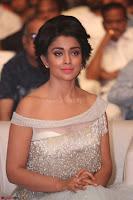 Shriya Saran in Stunning White Off Shoulder Gown at Nakshatram music launch ~  Exclusive (90).JPG