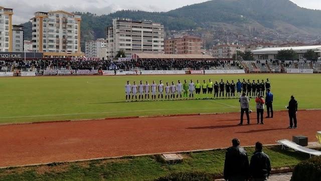 Tokatspor- Şanlıurfaspor maçını izle