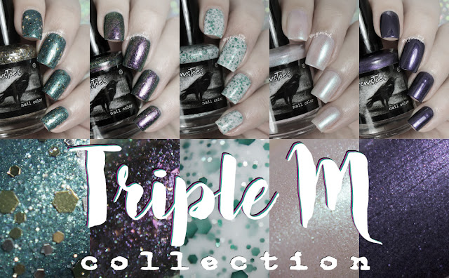 CrowsToes Nail Color Triple M Collection