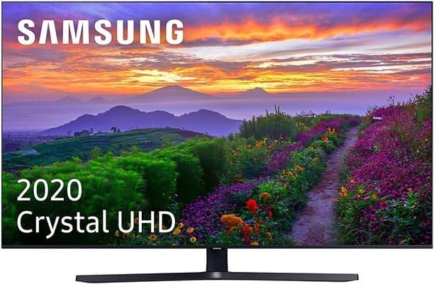 Samsung Crystal UHD 2020 50TU8505: análisis
