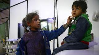 KEJAM! Serangan Rezim Syiah Nushairiyah Di Idlib Membunuh 8 Orang, Termasuk Anak-Anak