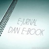 PENGUMUMAN E-JURNAL DAN E-BOOK
