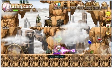 Game Android RPG Online Seru