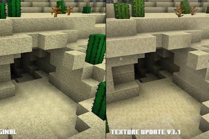Download Texture Baru Minecraft Java Edition V3