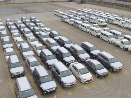 Ekspor Mobil Indonesia ke Vietnam