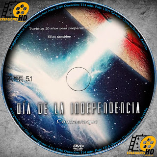 Independence Day Resurgence, Dia de la independecia contraataque. Galleta V3