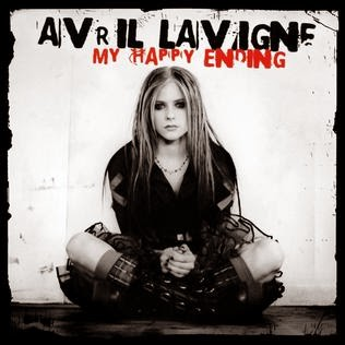 Easy Guitar Chords Avril Lavigne - My Happy Ending