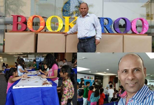 Mount Litera School International hosted a successful Bookaroo Children's Literature Festival
