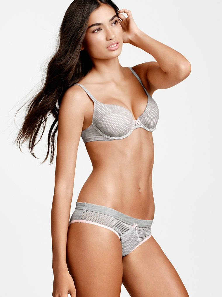 Kelly Gale - Victoria's Secret December 2014 Lookbook
