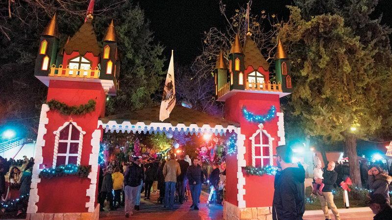 """Ποιος """"ωφελείται"""" από το Πάρκο των Χριστουγέννων του Δήμου Αλεξανδρούπολης;"""