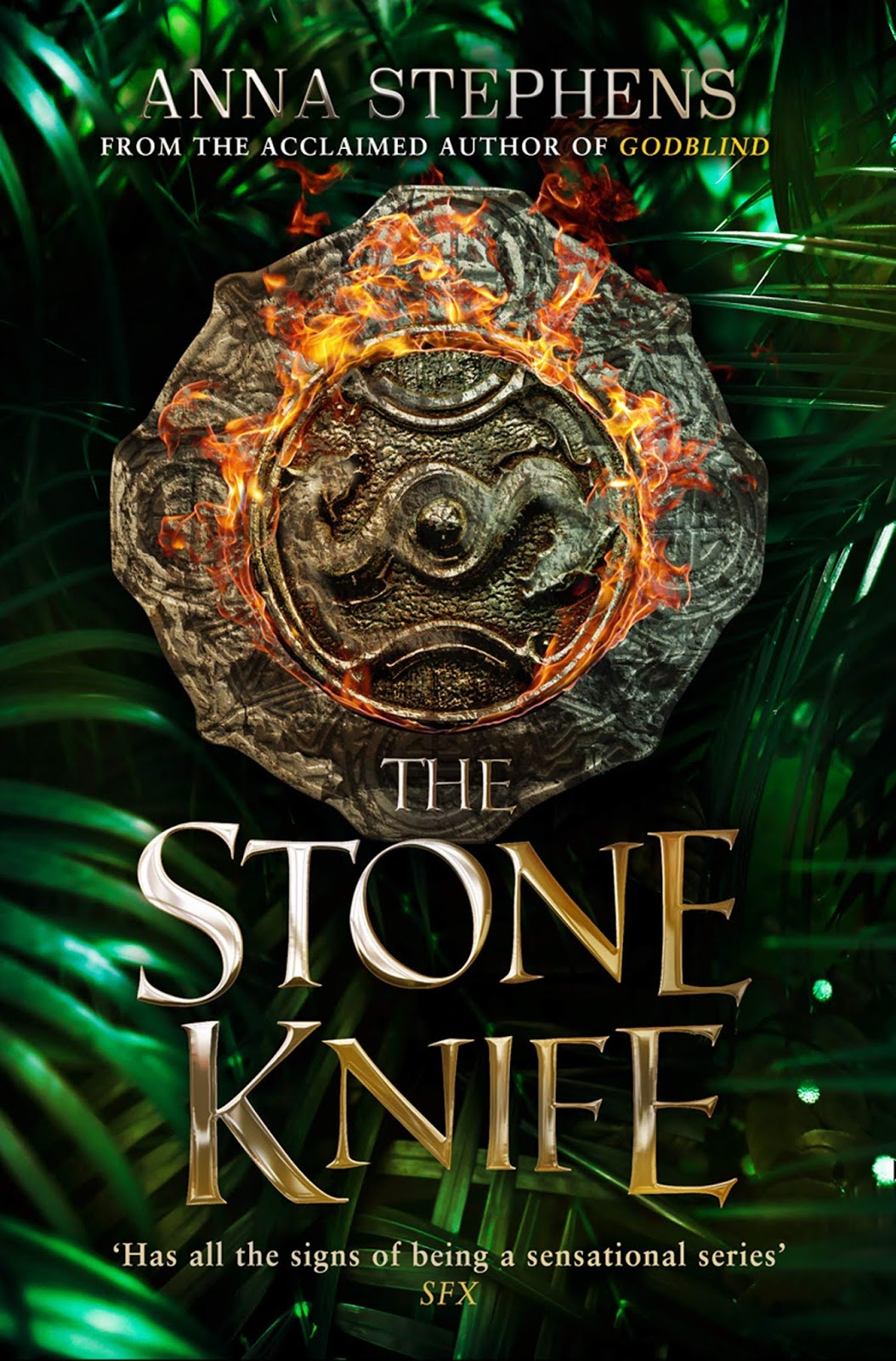 The Stone Knife by Anna Stephens