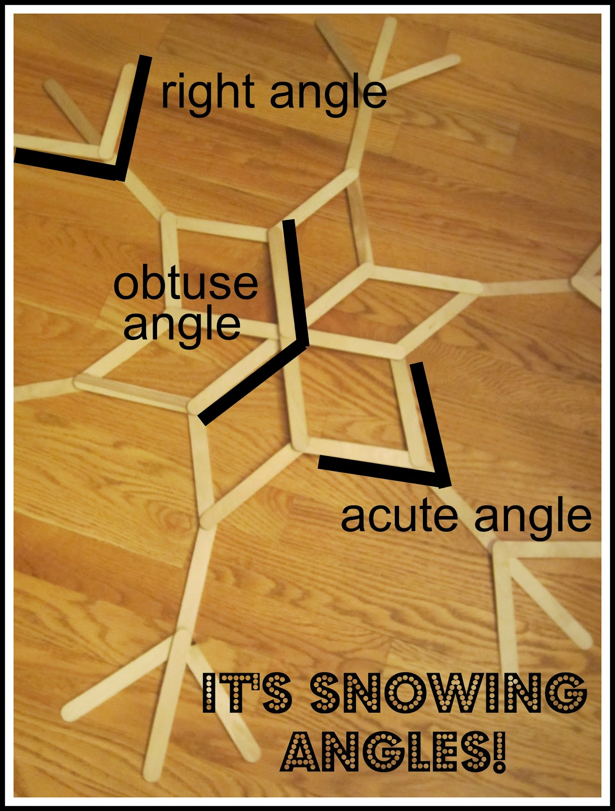 Relentlessly Fun Deceptively Educational It S Snowing